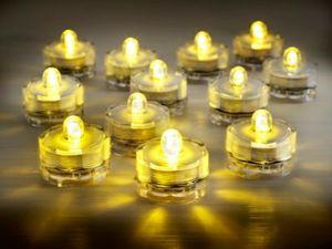 """LED-Teelichter """"Classic"""", wasserdicht, 12er-Set"""