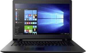 Lenovo Ideapad 320-17IKB 43.9 cm (17.3 Zoll) Notebook Intel Core i5 8 GB 256 GB SSD Intel HD Graphics 620 Windows® 10