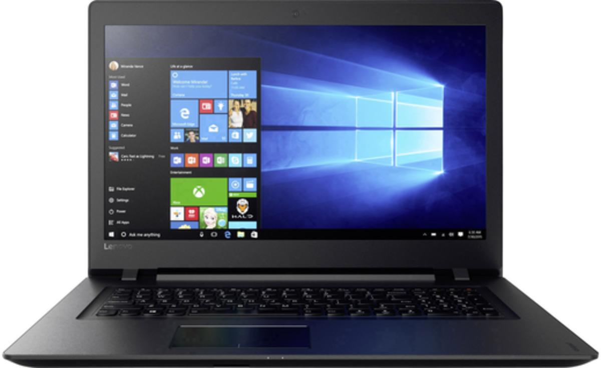 Bild 1 von Lenovo Ideapad 320-17IKB 43.9 cm (17.3 Zoll) Notebook Intel Core i5 8 GB 256 GB SSD Intel HD Graphics 620 Windows® 10
