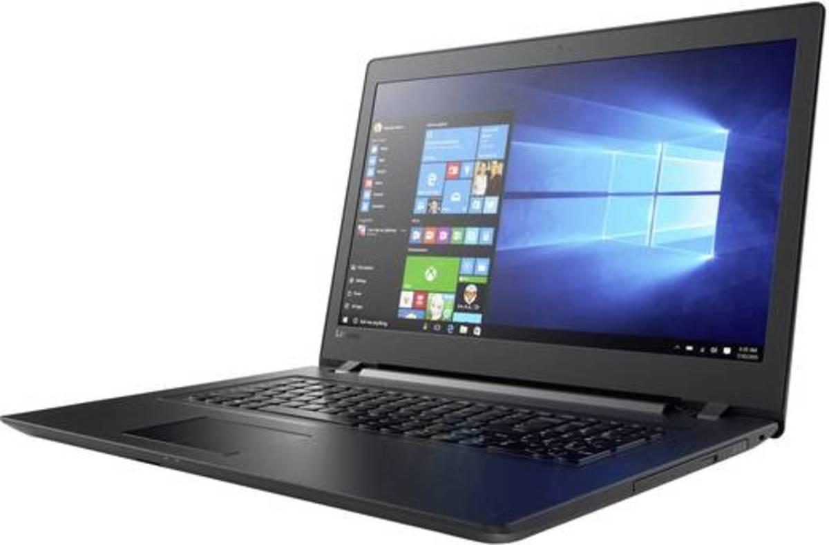 Bild 2 von Lenovo Ideapad 320-17IKB 43.9 cm (17.3 Zoll) Notebook Intel Core i5 8 GB 256 GB SSD Intel HD Graphics 620 Windows® 10