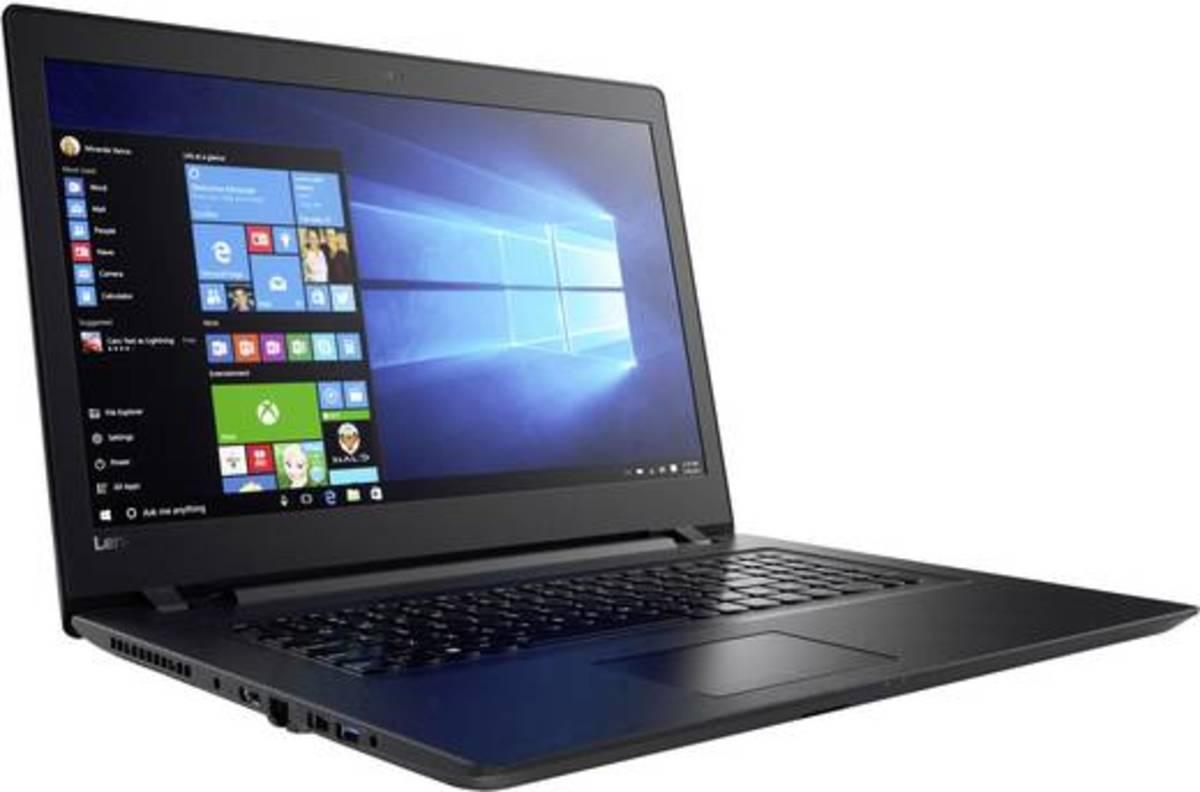 Bild 3 von Lenovo Ideapad 320-17IKB 43.9 cm (17.3 Zoll) Notebook Intel Core i5 8 GB 256 GB SSD Intel HD Graphics 620 Windows® 10