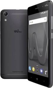 WIKO Lenny 4 Smartphone Dual-SIM 16 GB 12.7 cm (5 Zoll) 8 Mio. Pixel Android™ 7.0 Nougat Schwarz