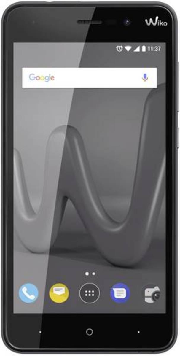 Bild 2 von WIKO Lenny 4 Smartphone Dual-SIM 16 GB 12.7 cm (5 Zoll) 8 Mio. Pixel Android™ 7.0 Nougat Schwarz