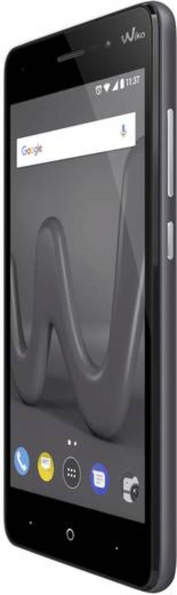 Bild 3 von WIKO Lenny 4 Smartphone Dual-SIM 16 GB 12.7 cm (5 Zoll) 8 Mio. Pixel Android™ 7.0 Nougat Schwarz