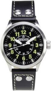 Eurochron Quarz Armbanduhr (Ø) 42 mm Edelstahl Gehäusematerial=Edelstahl