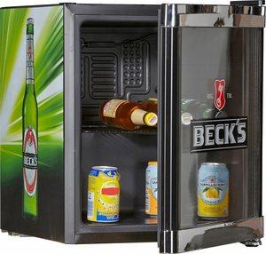 CUBES Kühlschrank HUS-CC240, 51 cm hoch, 43 cm breit, 51 cm hoch, 43 cm breit