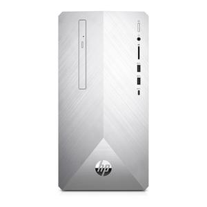 HP Pavilion Desktop 595-p0565ng AMD Ryzen 5 2600, 8GB RAM, 128GB SSD, 1TB HDD, Radeon RX 580, FreeDOS 2.0