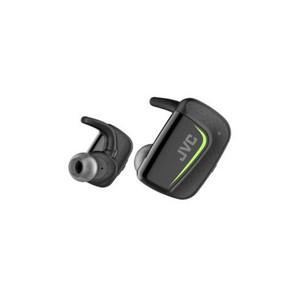 JVC HA-ET90BT-BE (schwarz) In-Ohr-Kopfhörer, Bluetooth, IPX4