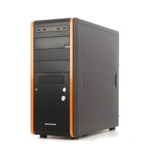 NBB Alleskönner NBB01386 Allround-PC [Ryzen 7 2700 / 16GB RAM / 240GB m.2 SSD / 2000GB HDD / GTX 1060 / AMD B350 / Win10 Pro]