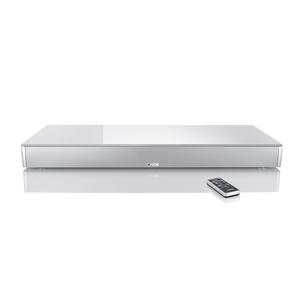 Canton DM 75 (silber) - 2.1 Virtual-Surround-System (200 Watt, Bluetooth 3.0 (apt-X), Dolby Digital)