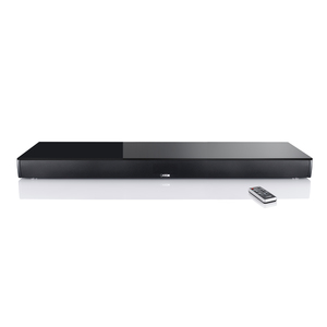 Canton DM 100 (schwarz) - 2.1 Sounddeck (200W, Bluetooth, aptX, Digital Audio In (1x koaxial, 1x optisch), 1x Sub Out)