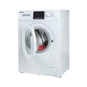 MEDION Waschmaschine MD 37378, Nennkapazität 7 kg, 16 Waschprogramme, Leistung 2000 W, LED-Display