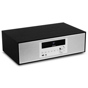 MEDION LIFE® P64301 2.0 All-in-One Audio System mit CD-Player, Bluetooth, PLL-UKW Stereo Radio, MP3 kompatibel, 2 x 15 Watt RMS (B-Ware)
