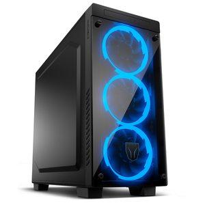 MEDION ERAZER® X87013, Intel® Core™ i7-9700K Prozessor, Windows10Home, NVIDIA® GeForce® RTX 2070, 512 GB SSD, 16 GB RAM, High-End Gaming PC