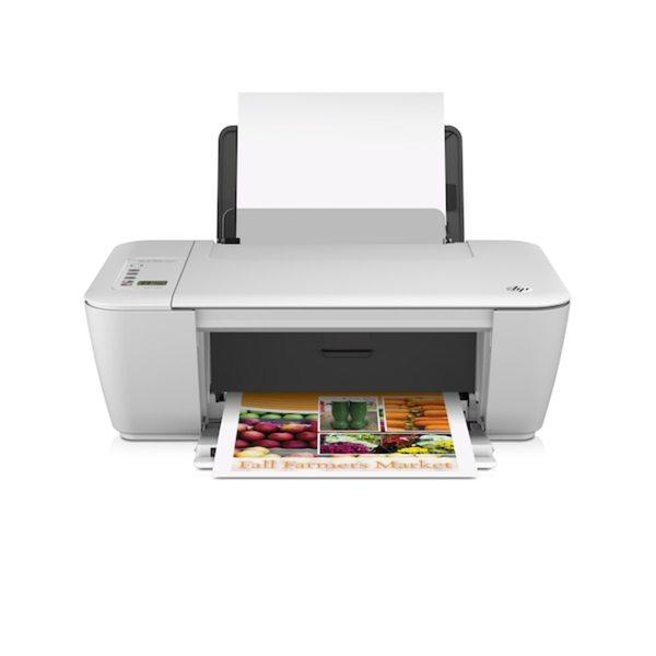 HEWLETT PACKARD Deskjet 2547 e-All-in-One Drucker - Drucken, Kopieren und Scannen mit einem Gerät mit Ihrem PC, Smartphone und Tablet-PC