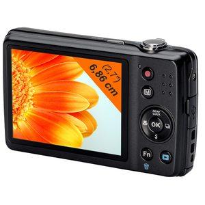 """MEDION LIFE® E44033 Digitalkamera, 16 MP, 6,86 cm / 2,7"""" LC-Display, 5-fach optischer Zoom, 5-fach digitaler Zoom, HD Videoauflösung 720p, USB-Ladefunktion"""
