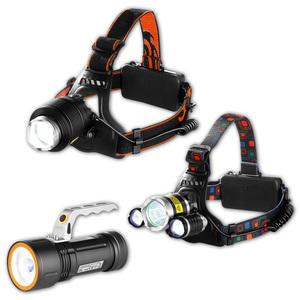 Profiline LED-Power-Leuchten