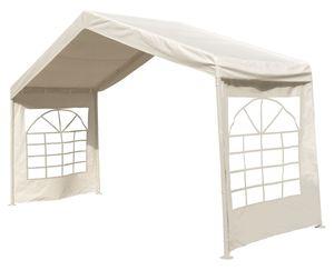 METRO Professional Luxus Pavillon Mittelteil 5x1,9 m Weiß