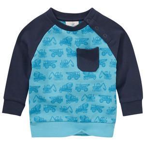Baby Sweatshirt mit Raglan-Ärmeln