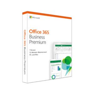 Microsoft Office 365 Business Premium 20€ mit Gutschein OFFICE365B* sparen