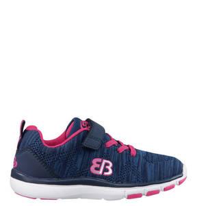 LICO             Sneaker, zweifarabig, Klettverschluss, für Mädchen