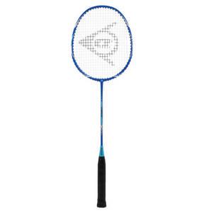 """DUNLOP             Badmintonschläger """"Fusion"""", Aufbewahrungstasche"""