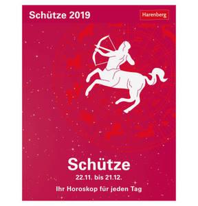 Harenberg             Schütze Sternzeichenkalender