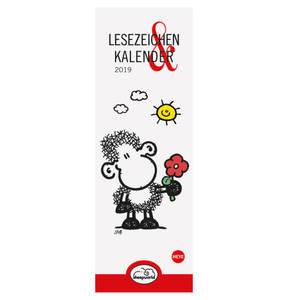 HEYE             Sheepworld Lesezeichen & Kalender