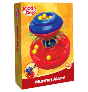 KIDZ ONLY             Spiel Murmel Alarm