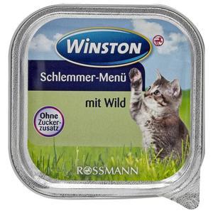 Winston Schlemmer-Menü mit Wild (32 x 100.00g)
