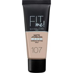 Maybelline Fit Me Matte & Poreless Make Up 107 Rose Bei 5.56 EUR/30 ml