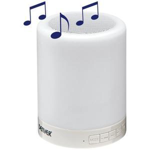 IDEENWELT Denver Wireless Bluetooth Lautsprecher mit Radio BTL-30 RM