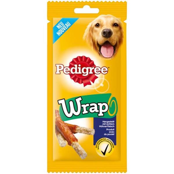 Pedigree Wrap 3.73 EUR/100 g