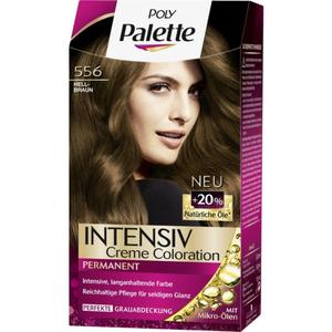 Poly Palette Intensiv Creme Coloration permanent 556 Hellbraun