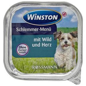 Winston Schlemmer-Menü mit Wild und Herz 0.26 EUR/100 g (22 x 150.00g)