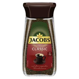 Jacobs Classic löslicher Kaffee jedes 200-g-Glas