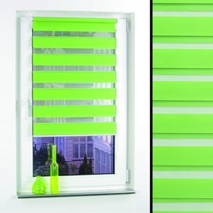 Bella Casa Klemmfix Duo-Rollo 60 x 210 cm apple green