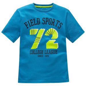 Jungen T-Shirt mit Zahlen-Print