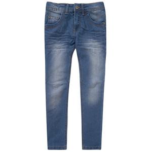 Jungen Slim Jeans im Used-Look