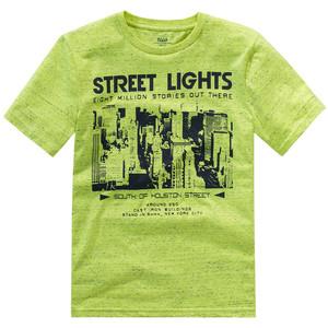 Jungen T-Shirt mit New York-Motiv