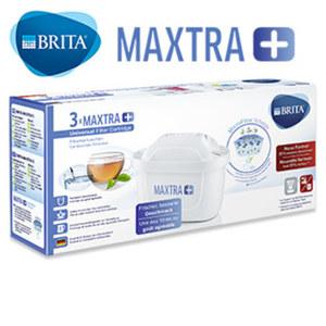 Maxtra+-Filterkartuschen - 3er-Pack - reduziert Kalk und geschmacksstörende Stoffe