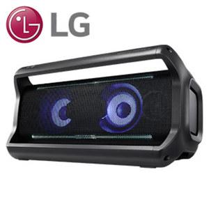 Bluetooth®-Lautsprecher PK7 • 40 Watt Gesamtleistung, bis zu 20 h Akkulaufzeit • Schutz gegen Strahlwasser (IPX5) • 3,5-mm-Klinken-Anschluss • synchronisierte Lautsprecherbeleuchtung • Spr