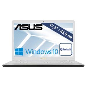 Notebook F705MA • blendfreies HD+-Display • Intel® Pentium® Silver N5000 (bis zu 2,7 GHz) • Intel® UHD Graphics 605 • USB 3.1 Type-C, USB 3.1, USB 2.0