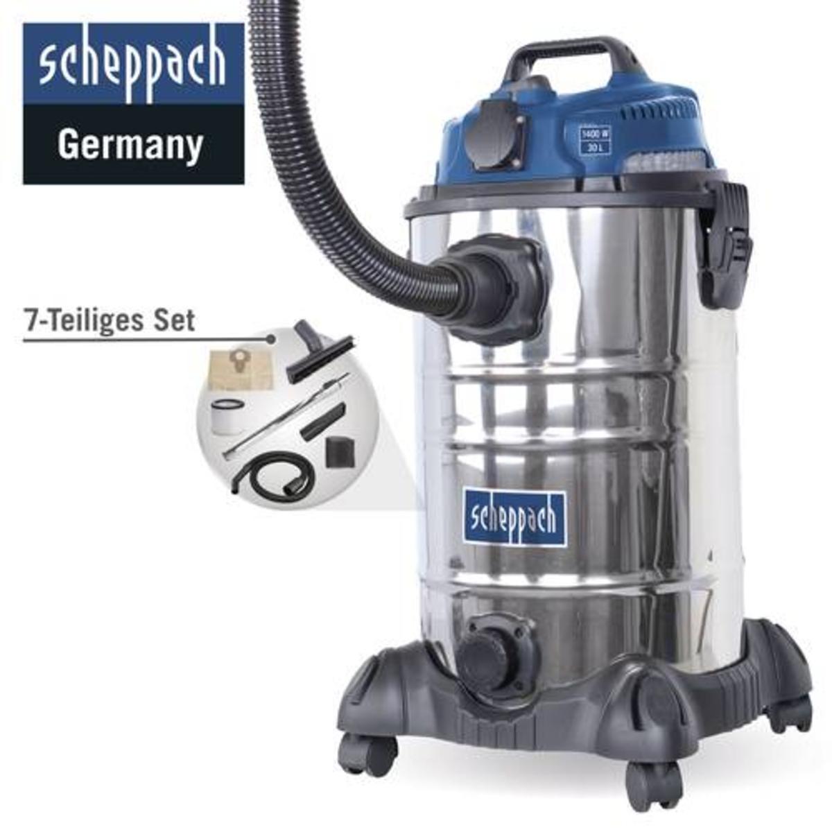 Bild 5 von Scheppach Nass-/ Trockensauger ASP30-ES