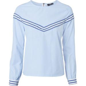 Damen Bluse mit Streifendesigns