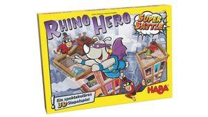 HABA - Rhino Hero – Super Battle