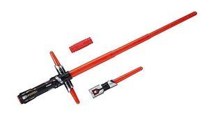 Hasbro - Star Wars Episode 8 Kylo Ren elektronisches Lichtschwert
