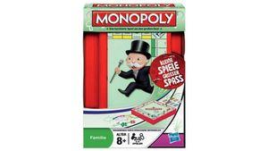Hasbro Gaming - Monopoly Kompakt