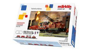Märklin 29752 - Startpackung Feuerwehr 230 Volt H0 DB Notfalltechnik