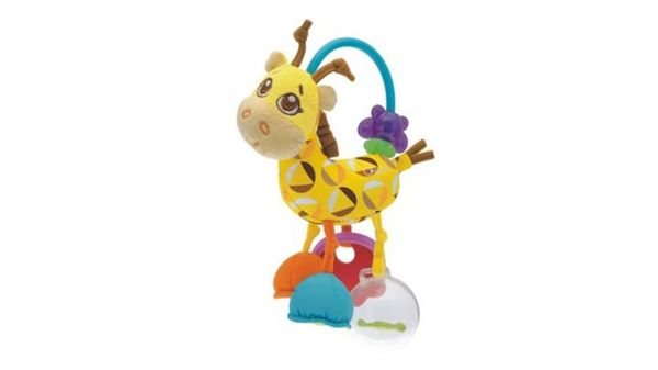 Chicco - Rassel Mr Giraffe